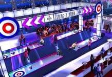 Curling Montréal en Lumière