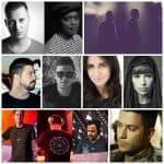 La place des festivals se réchauffe aux sons des DJs sur la Scène Coors Light