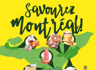 Savourez Montréal - Marché Jean-Talon