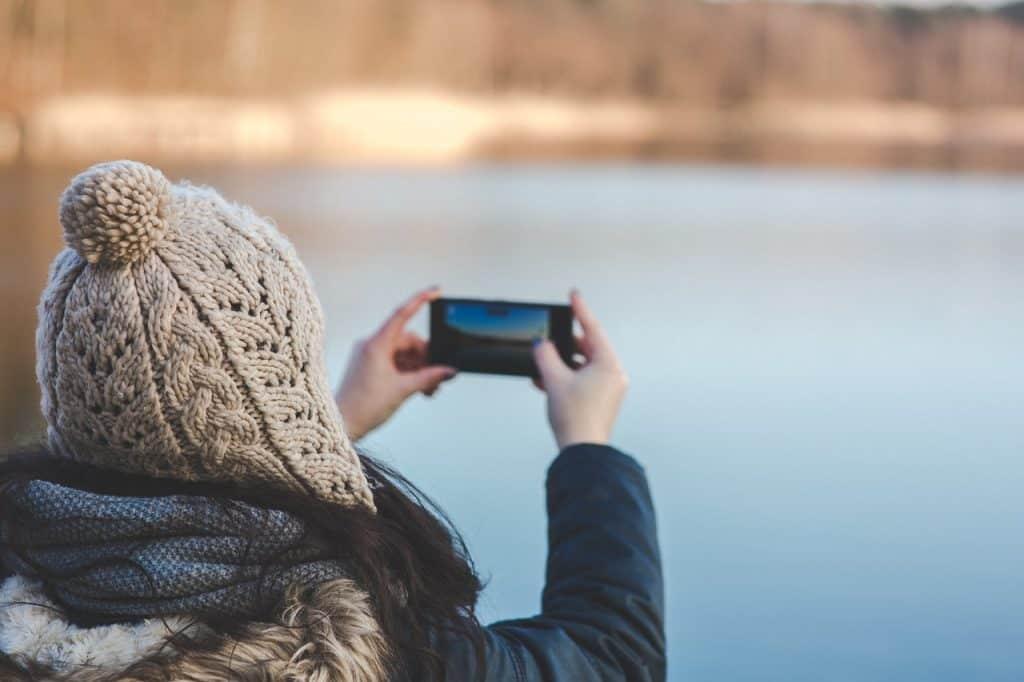 Applications mobiles - Montréal en Lumière
