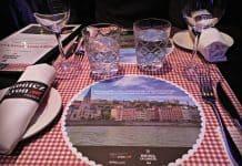 Table du Balmoral