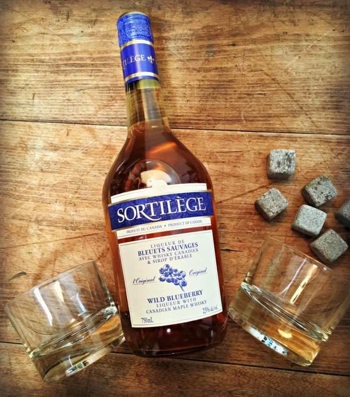 Whisky Sortilège aux bleuets sauvages