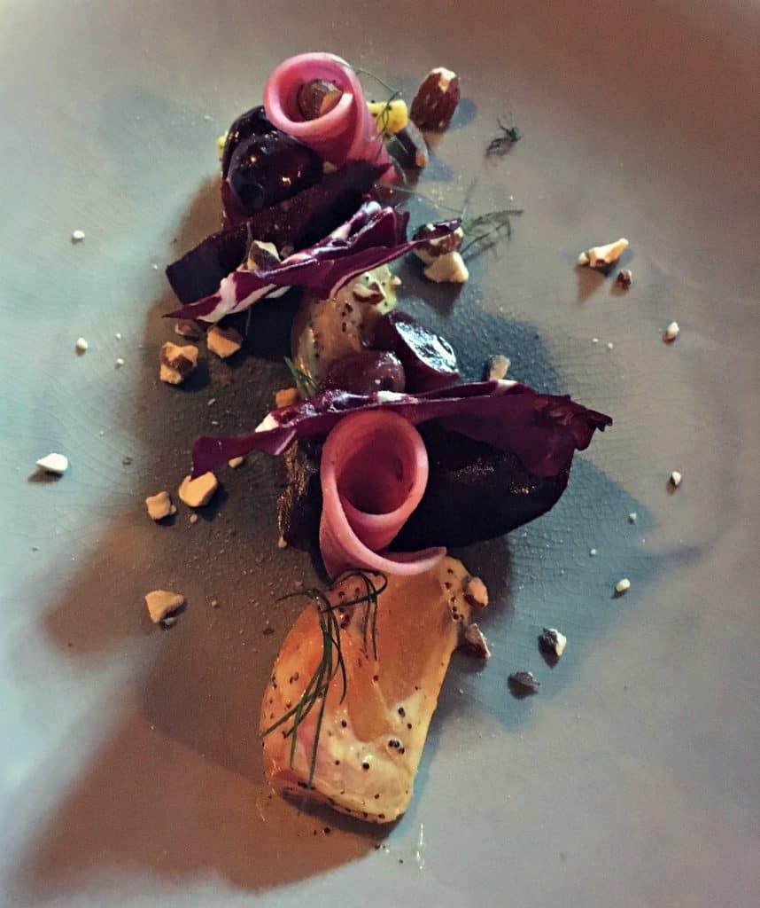 Salade de betteraves fantastiques - Lockhart Montréal