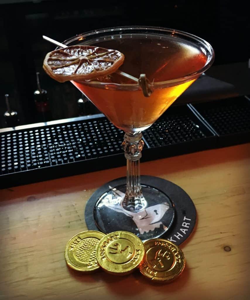 Dette de Ludo - Cocktail - Lockhart Montréal