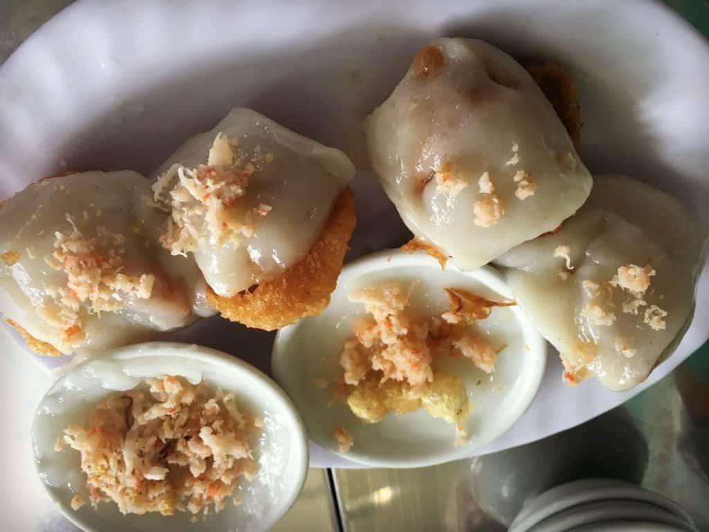 Banh ram it - spécialité de Hué, Vietnam Gourmand