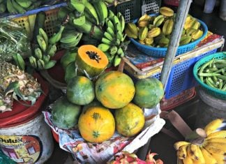 Fruits - Guide gourmand du Vietnam