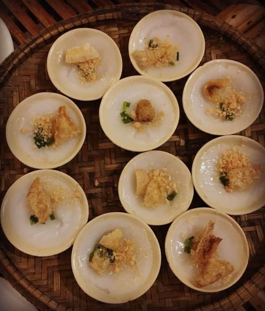 Banh beo - spécialité de Hué, Vietnam Gourmand