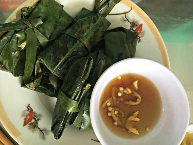 Banh nam - spécialité de Hué, Vietnam Gourmand