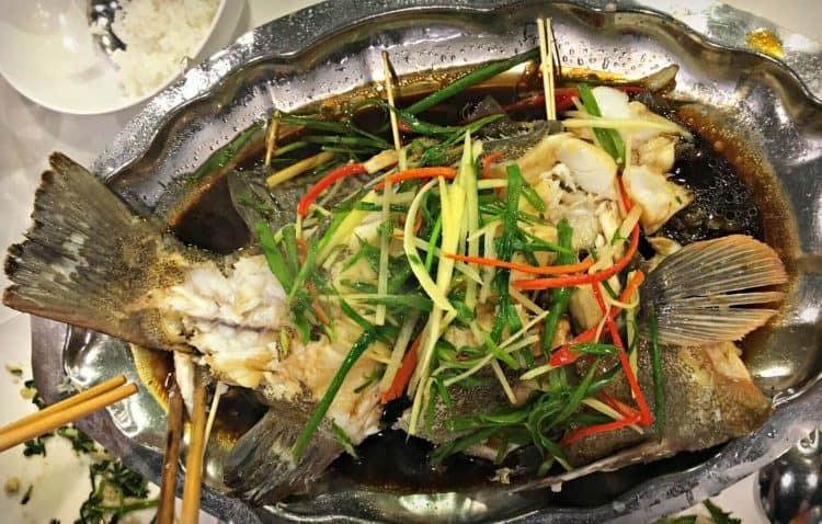 Poisson vapeur - guide gourmand vietnam