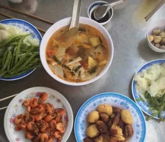 Plats de cuisine vietnamienne