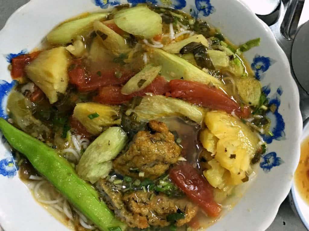 Can chua man - soupe vietnamienne - guide gourmand du Vietnam