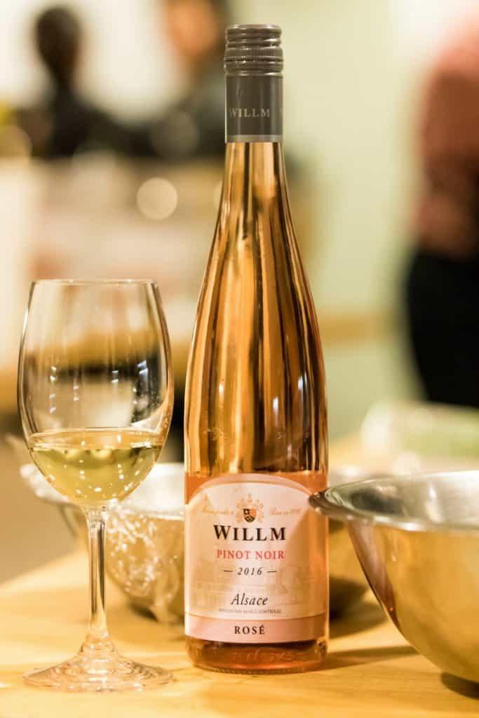 Pinot noir Rosé 2016 - Willm