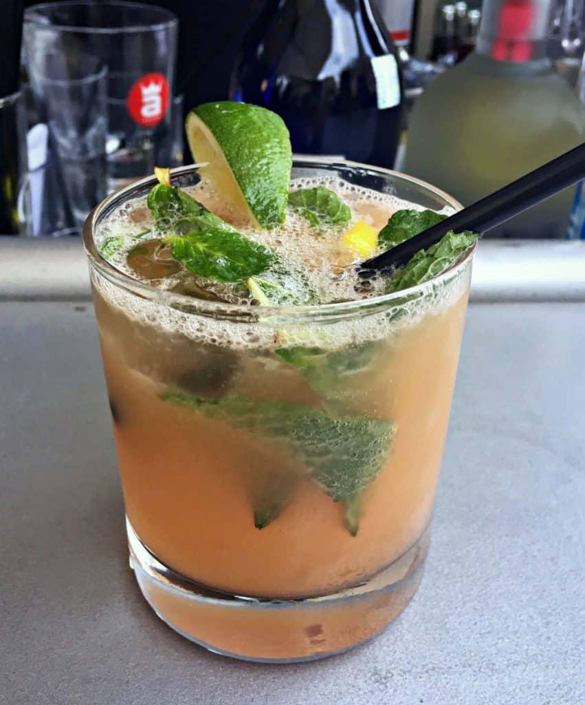 Cocktail Le Gay Bash - Le Saloon - Montréal
