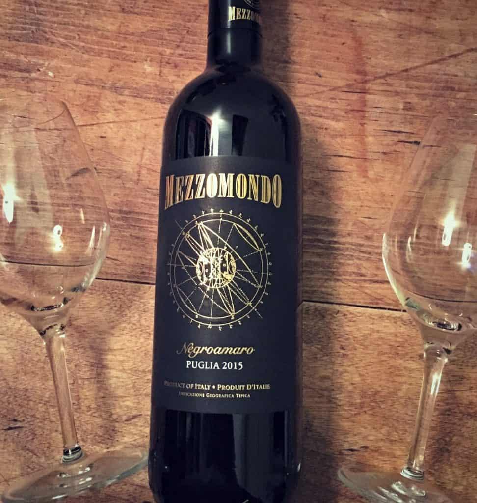 Mezzomondo - vin rouge