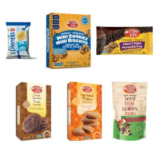 Produits Enjoy Life Foods