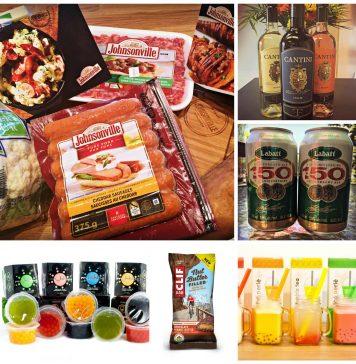 6 produits disponibles en épiceries pour célébrer l'été