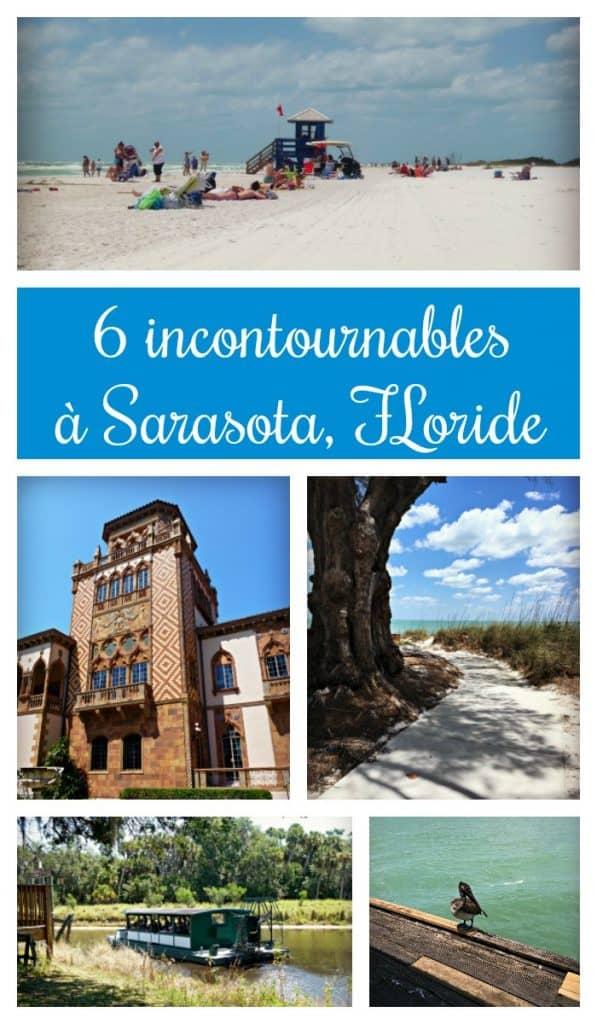 Sarasota - Floride - 6 incontournables