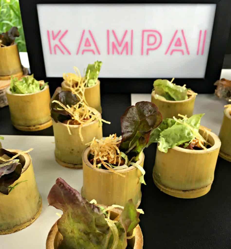 Kampai - L'été des Chefs - Spa Balnea