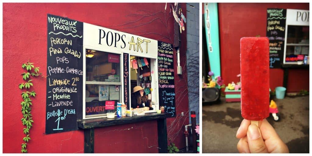 Pops Art - Montréal