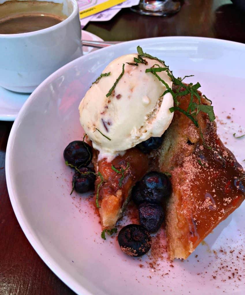 dessert - Rustiek