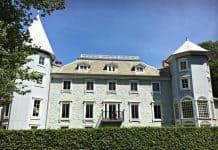 Manoir Papineau - Montebello - Québec
