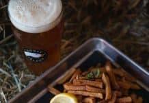 Le fish n' chips de Jérome Ferrer à la bière