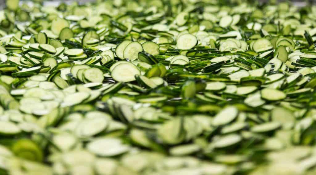 Tranches de concombres - Aliments Whyte's