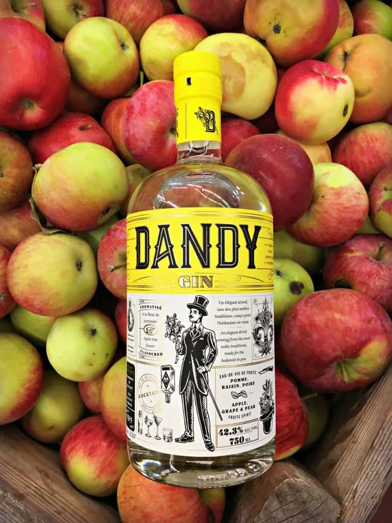 Le Dandy Gin - Domaine Lafrance