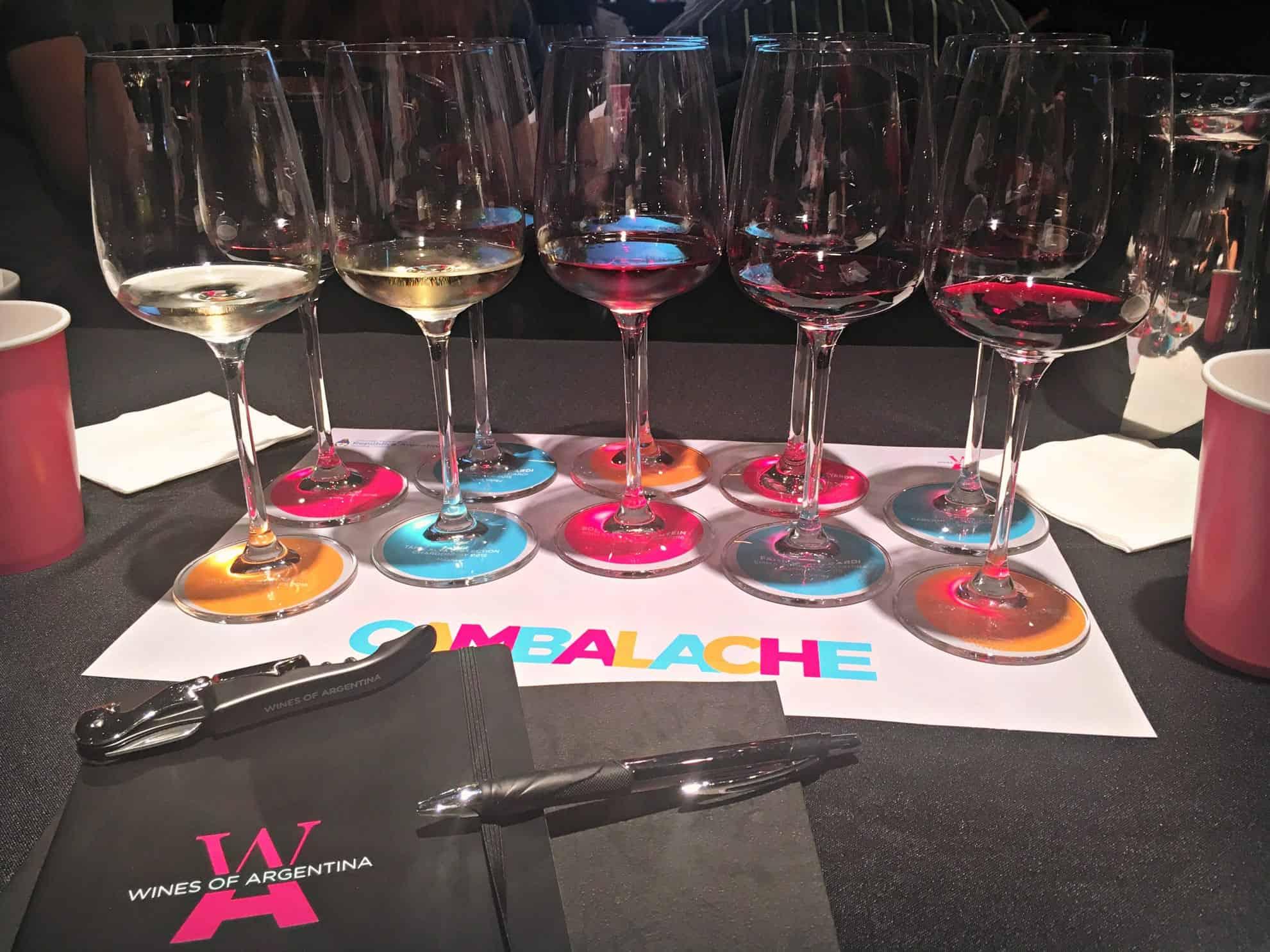 Les vins d'Argentine : présentation et dégustation