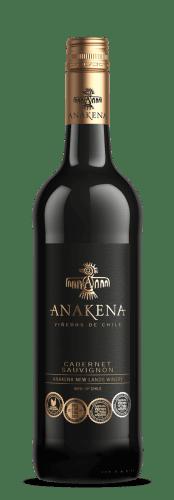 Cabernet Sauvignon Anakena - vin rouge du Chili