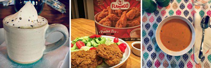Les coffrets de soupe Jérôme Ferrer, le poulet frit Flamingo et la force des produits laitiers