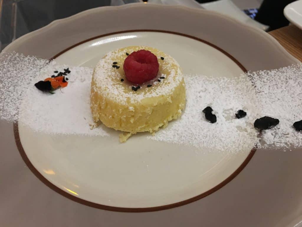 Le moelleux au fromage - Le Bossom