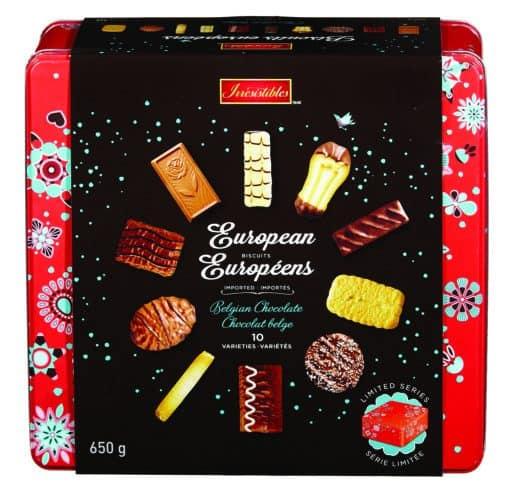 Biscuits européens - Métro