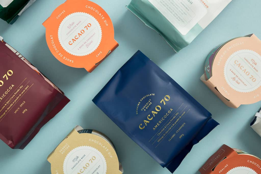 Produits chocolat - Cacao 70 - Guide de cadeau gourmand