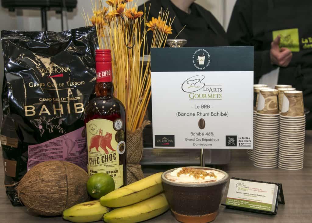 Le BRB de Les Arts Gourmets - La Grande Tournée du Chocolat Chaud 2018