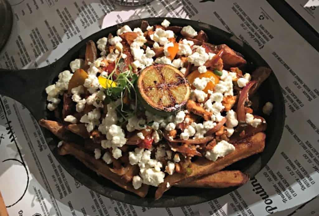 Poutine - Taboo Cuisine Rebelle