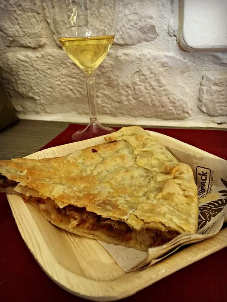 Foccacia rustica - Gastronomie des Pouilles - 5 plats et spécialités à découvrir