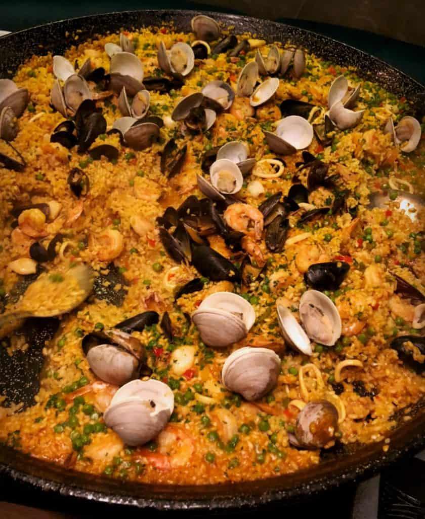 Paella - restaurant Iberica