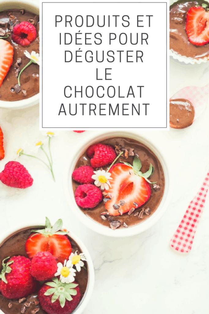 Accords chocolat-vin ou chocolat-thé, barre chocolatée au matcha ou fondue au chaï, voici tout plein d'idées pour savourer le chocolat autrement.