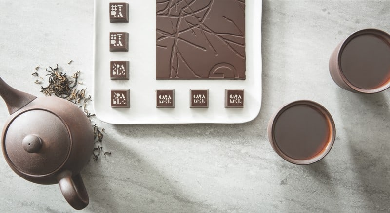 Les accords thé et chocolat de Camelia Sinensis, pour savourer le chocolat autrement