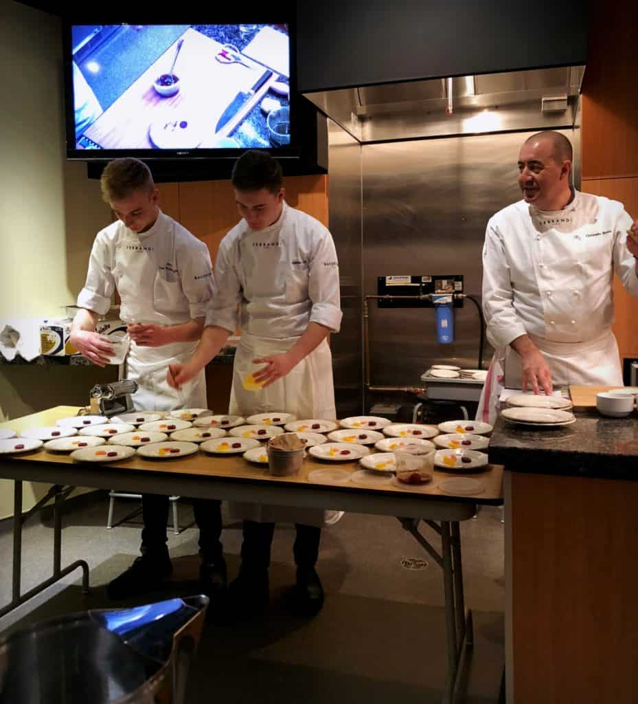 Apéro Gourmand - atelier culinaire de l'ITHQ