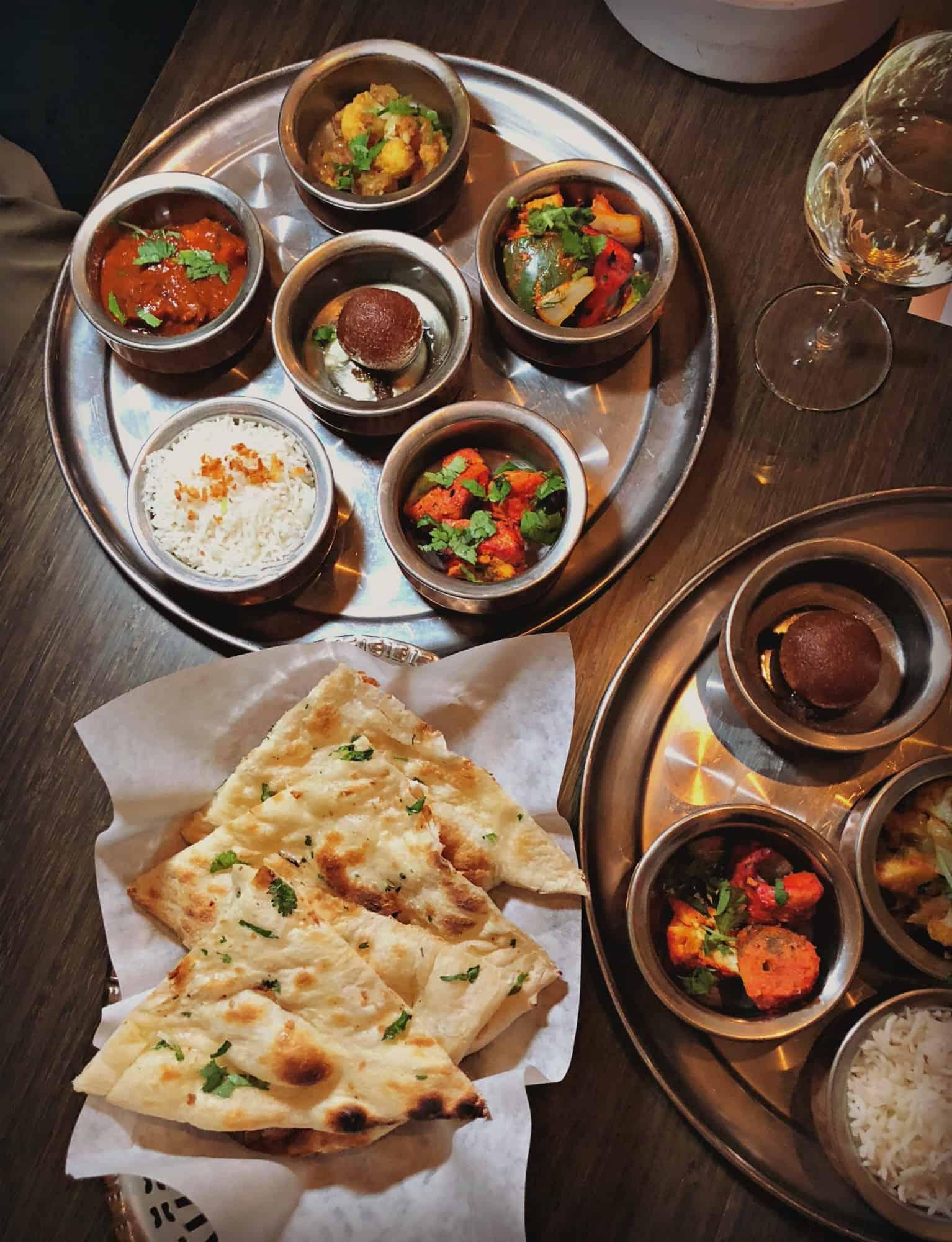 Tandoori Mahal Se Delecter De Cuisine Indienne Au Coeur De