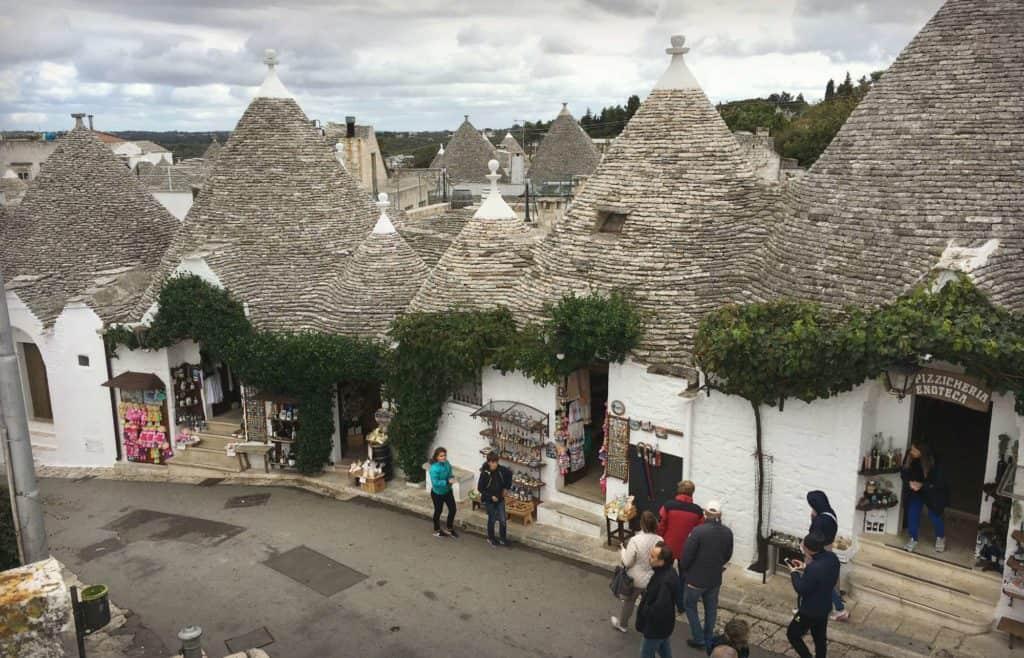Les trullis à Alberobello - Pouilles - Italie | Guide de voyage - 5 jours dans les Pouilles, quoi voir et quoi faire