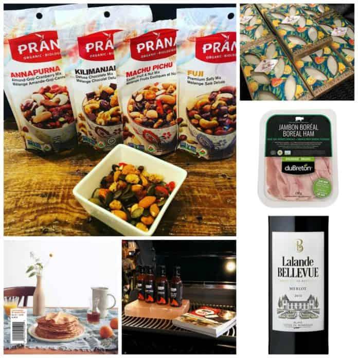 Des nouveautés chez BBQ Québec, Prana, les Carnets de Josée Fiset, la confiserie le Roy René, Lalande Bellevue et du Breton
