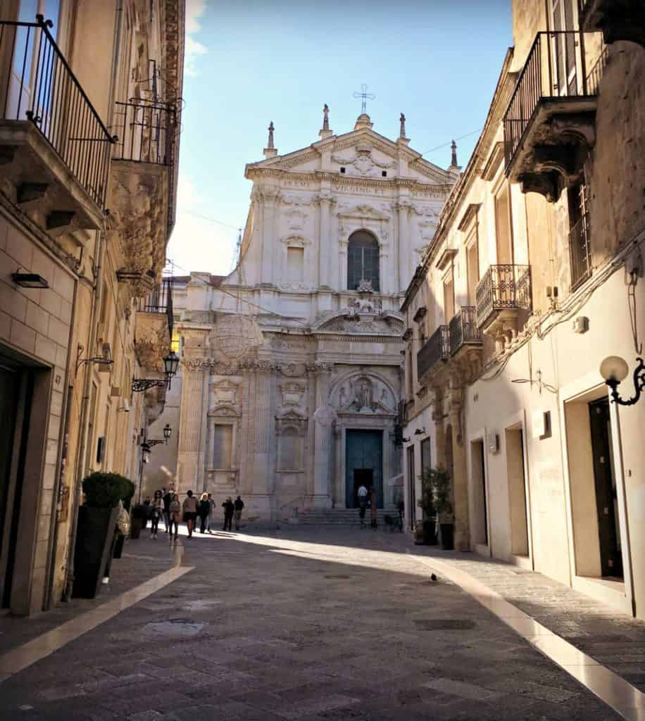Coup de coeur pour Lecce et ses magnifiques bâtiments - les Pouilles - Italie | Guide de voyage : 5 jours dans les Pouilles, quoi voir et quoi faire