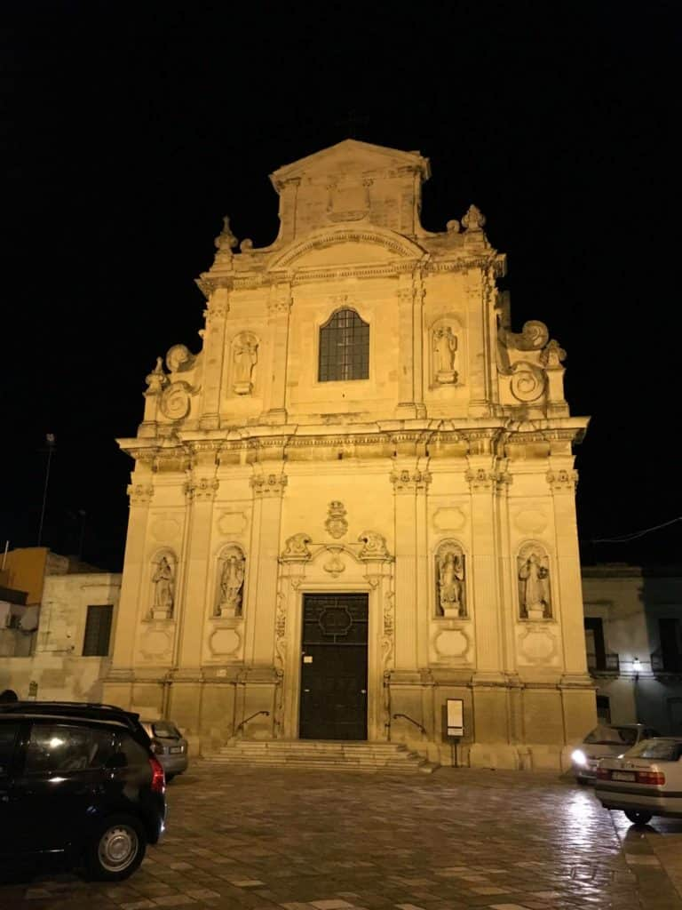 Lecce de nuit.... WOW - les Pouilles - Italie | Guide de voyage : 5 jours dans les Pouilles, quoi voir et quoi faire
