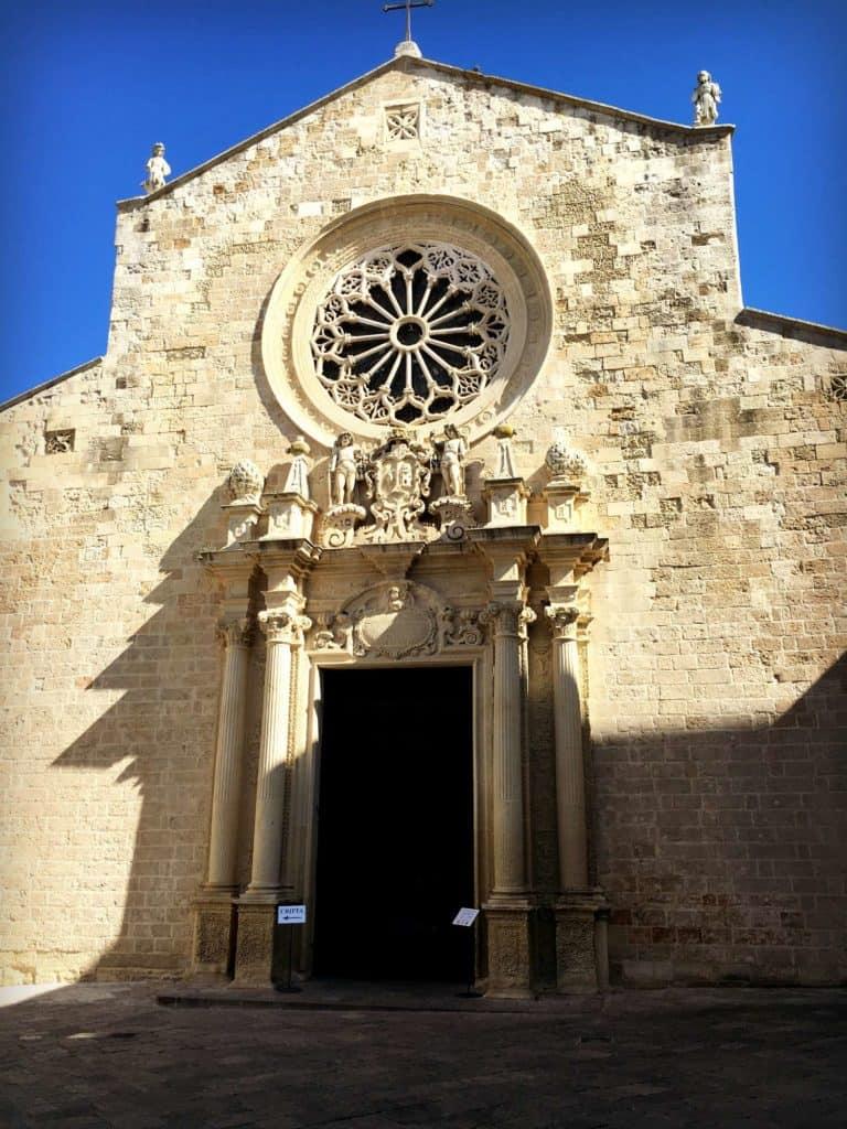 Cathédrale à Otranto - les Pouilles - Italie | Guide de voyage : 5 jours dans les Pouilles, quoi voir et quoi faire