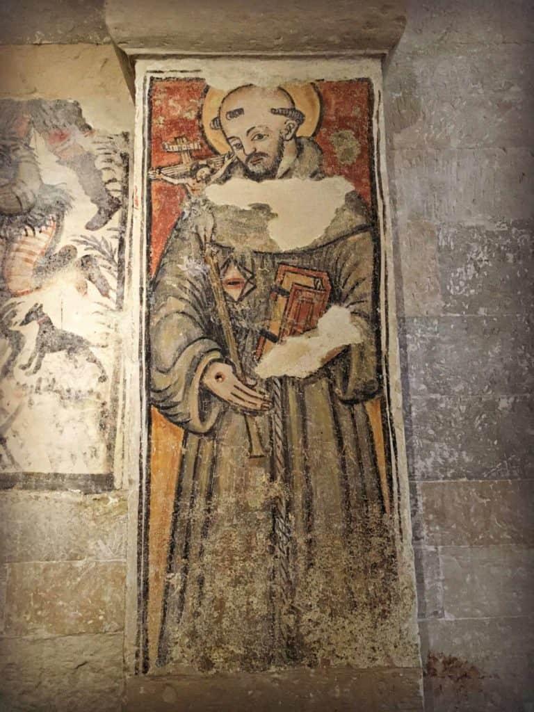 Détail de l'église San Pietro à Otranto - les Pouilles - Italie | Guide de voyage : 5 jours dans les Pouilles, quoi voir et quoi faire