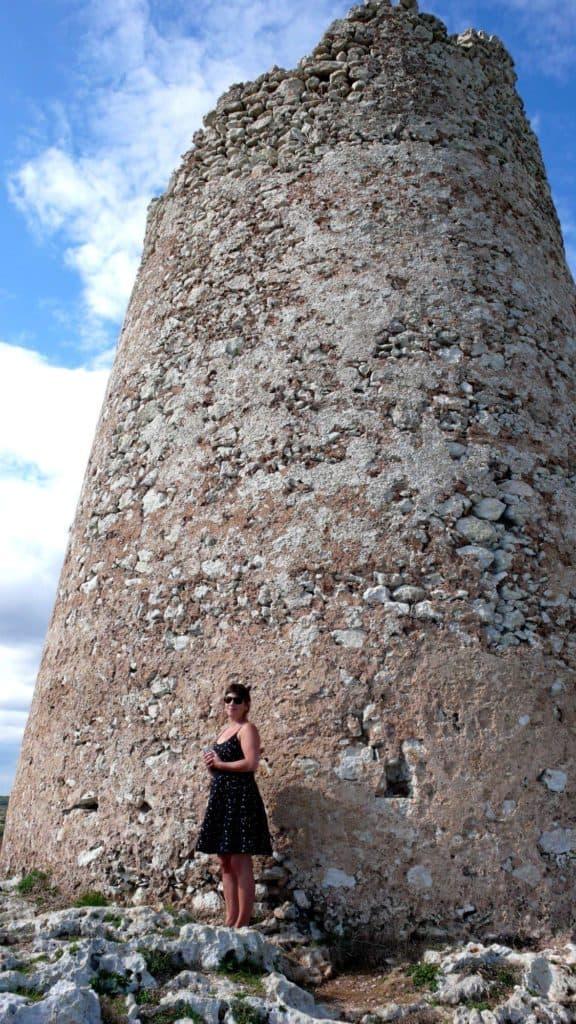 Marcher jusqu'au bout pour voir les tours génoises - Longer la côte entre Otranto et Leuca pour toucher le bout du talon de la botte italienne - les Pouilles - Italie | Guide de voyage : 5 jours dans les Pouilles, quoi voir et quoi faire