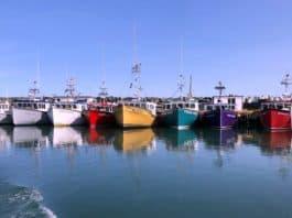 Bateaux des Iles-de-la-Madeleine